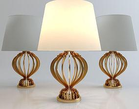 3D model Quillen Table Lamp