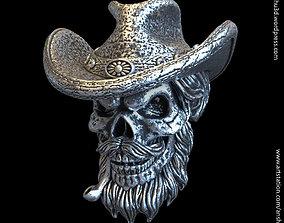 3D print model Skull gangster vol4 pendant