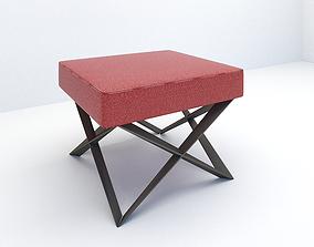 sofa Modern Puff 3D model