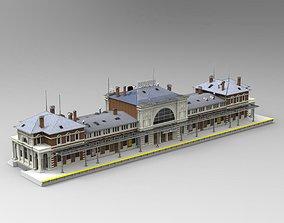 Bonn Station 3D