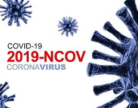 Virus 3d model free