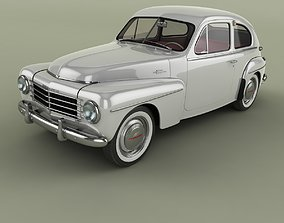 3D model Volvo PV444 Coupe