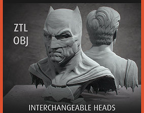 Batman Statue - 3D Printable