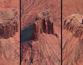 Arizona Mountains 3D model