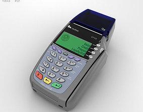 3D model Credit Card Terminal