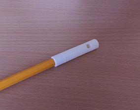 3D printable model Whistle ruler screw-pencase