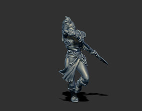 barbarian - Cerd 35mm scale 3D printable model