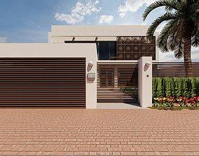 Urban Villa Concept 3D printable model