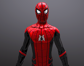 Spider-Man Far From Home 3D model