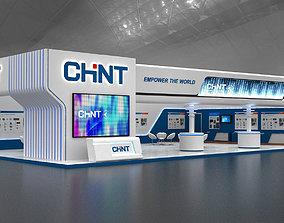 10x20Mtr Exhibition stand exhibition 3D