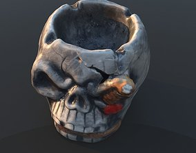 ashtray 3D scanned