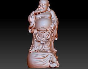 character Maitreya buddha 3D model