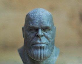 Thanos 3D print model marvel
