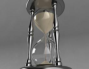 3D model Hour Glass minute