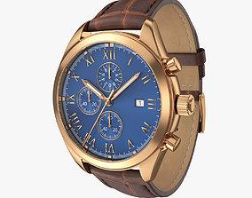 3D model Classic Watch 4