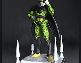 Perfect Cell - Dragon Ball Z 3D print model