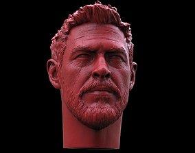 Thor- Chris Hemsworth Head 3D printable model
