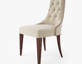 3D model Baker Furniture Ritz Dining Chair