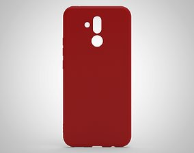 Huawei Mate 20 Lite Case 3D Model