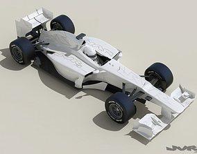 Generic F1 2013 Race Car 3D