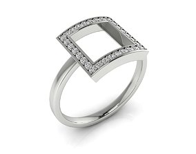 3D printable model wedding Ring 101