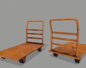 Trolley 3D asset