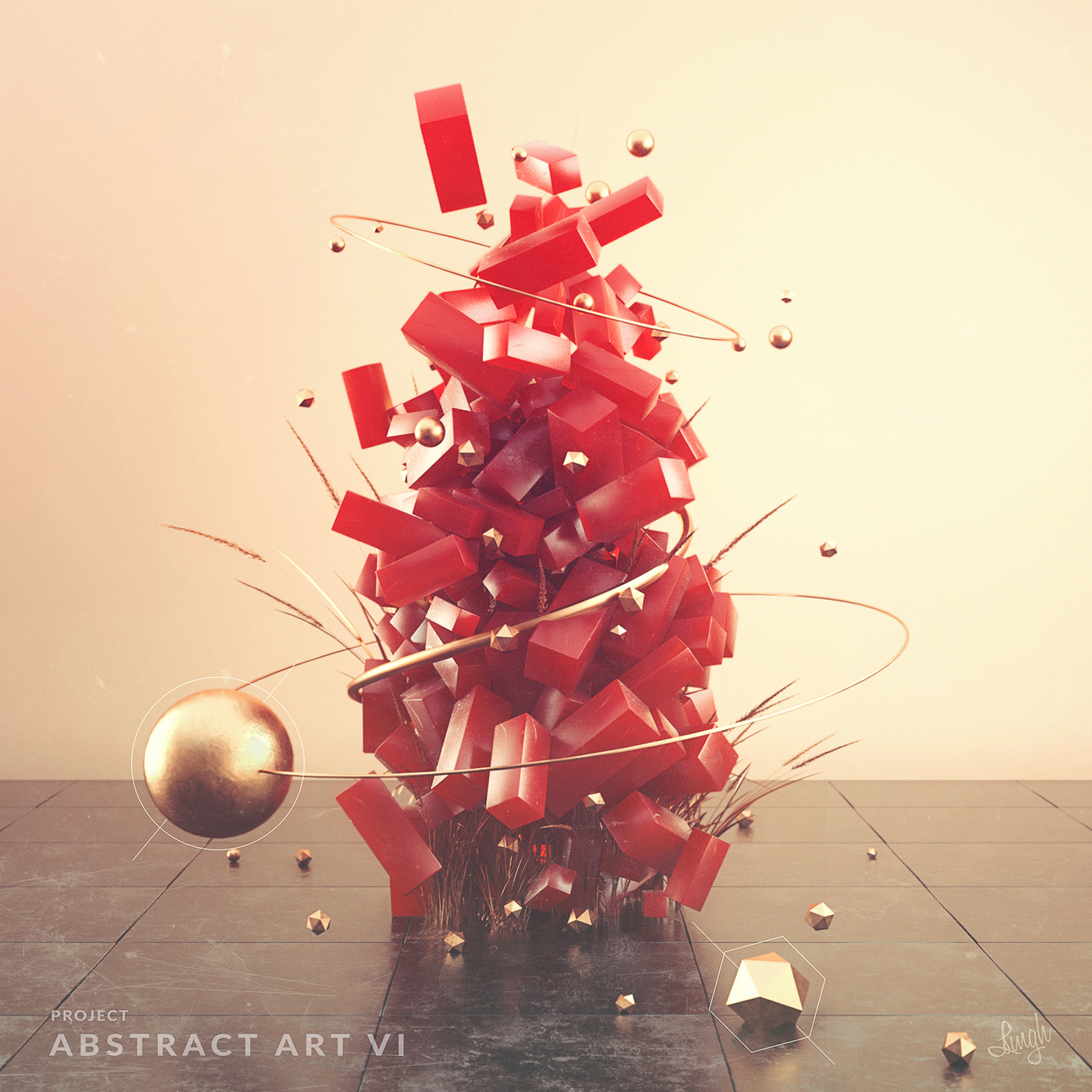 Funday Project Renders