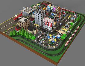 3D Lego sity NEW