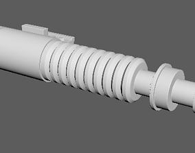 Luke Skywalker Return of the Jedi 3D print model