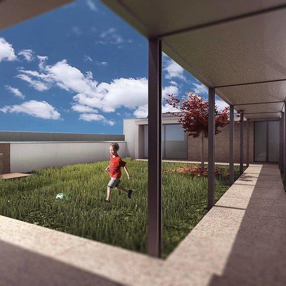Architectural Visualization Sample