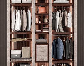 Capital Collection Wardrobe Venere 3D model