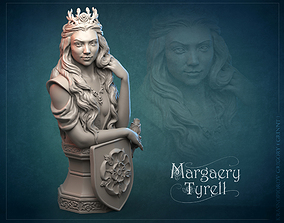 Margaery Tyrell 3D printable model