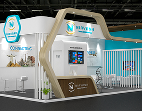 event 3D Exhibition Stand
