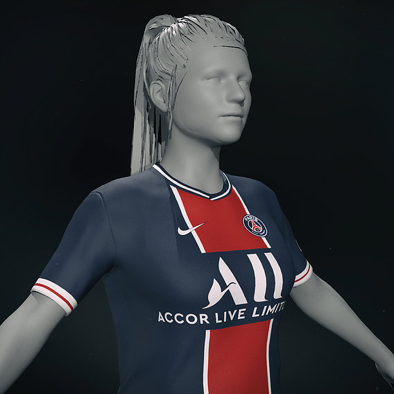 Paris Saint-Germain-AR Project