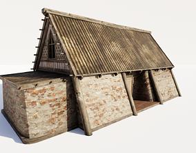 3D model Medieval Home
