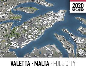 3D model Malta