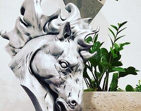 Horse Head1 3D printable model