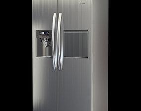 cooler 3D model Refrigerator
