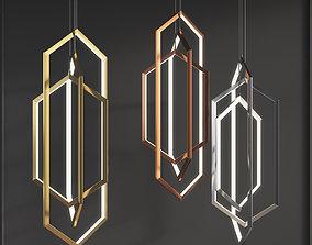 Orbis vx58 Studioendo chandelier 3D model