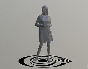 3D model Human 080 LP R