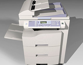 3D Copy Machine - BTEC CP70 - Color Photocopier