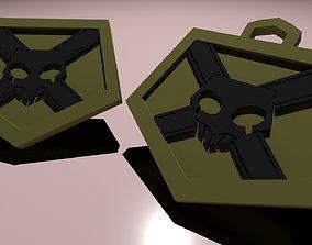 3D print model Bleach Substitute Soul Reaper Badge