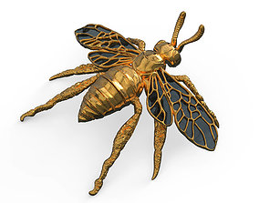 BEE WASP 3D printable model