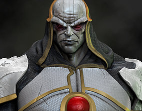 3D printable model Darkseid - JLO with Original Helmet