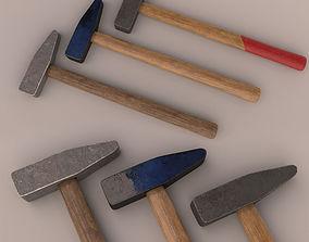 Hammers 3D model