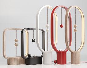 Heng balance lamp 3D model
