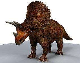 Triceratops 3D dino