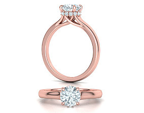 Trellis Engagement ring 1ct Stone design