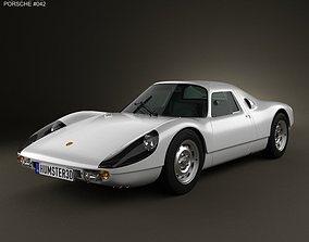 Porsche 904 1964 3D