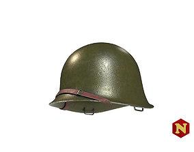 3D model Helmet USA M1